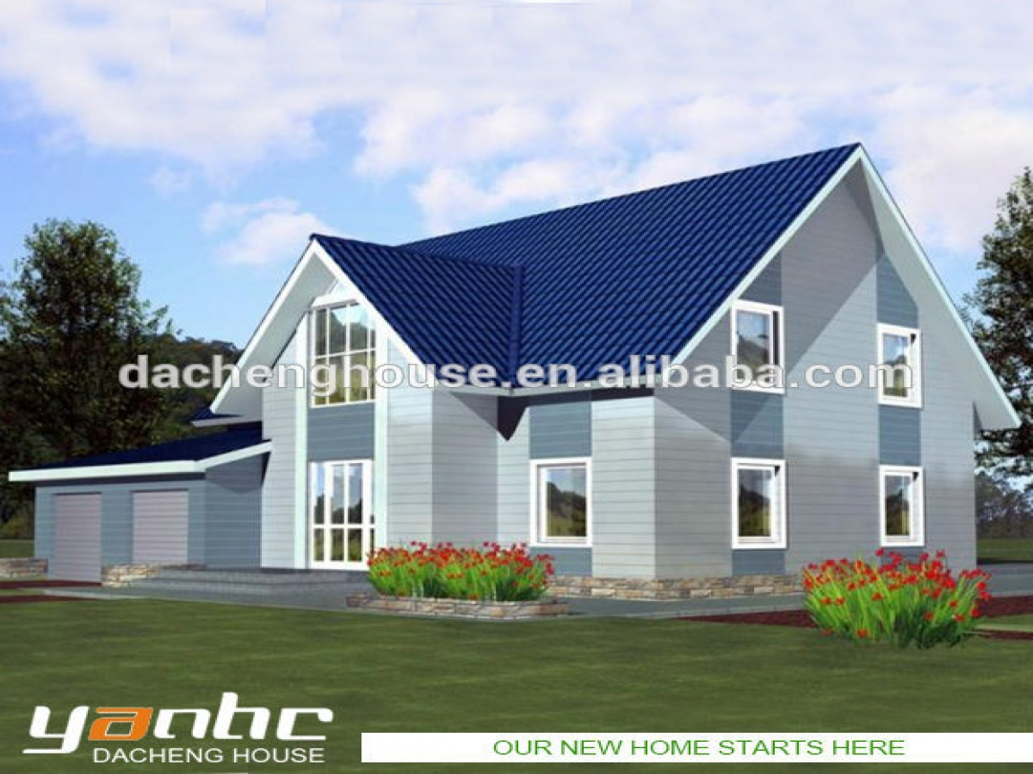 Prefab beach cottages prefab house bungalow prefabricated for Prefab beach cottage