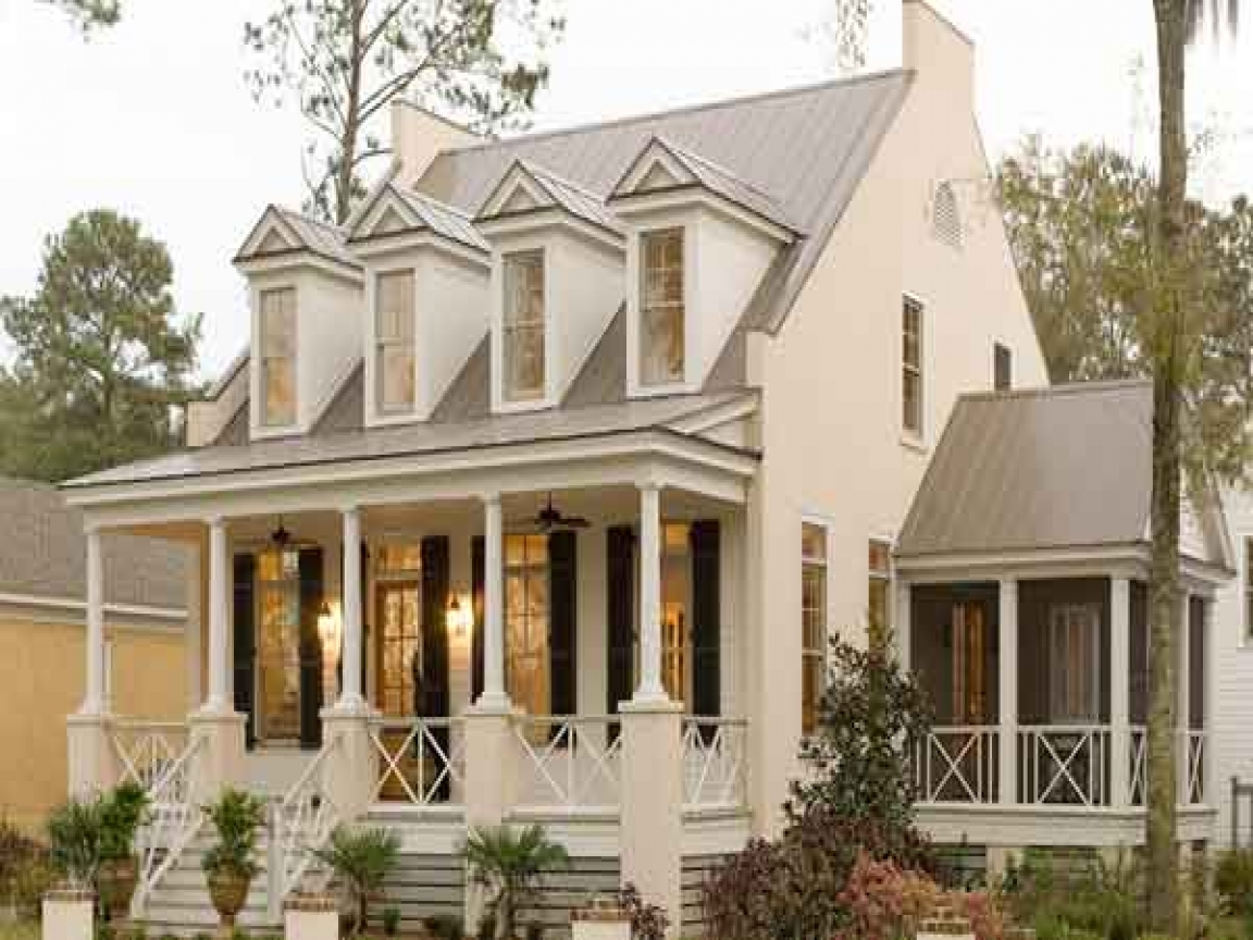 Small house plans southern living southern living cottage for Southern cottage plans