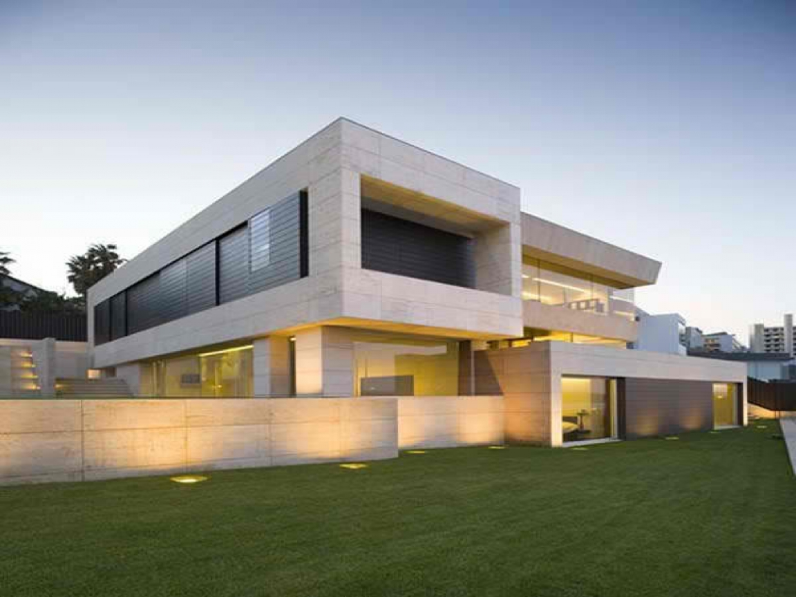 Ultra modern house plans architect house plan ultra modern for Modern house building plans