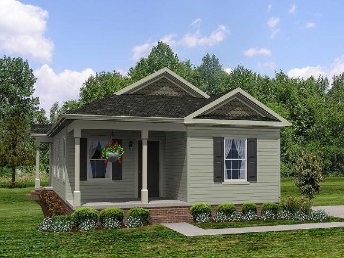 Tiny Home Designs: Best Small House Plans Small Country House Plans With