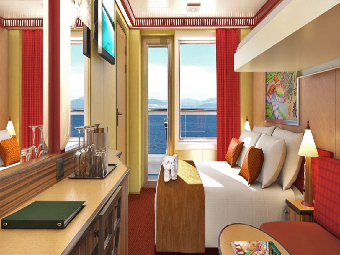 Carnival dream balcony rooms carnival cruise ship balcony for Balcony in cruise ship