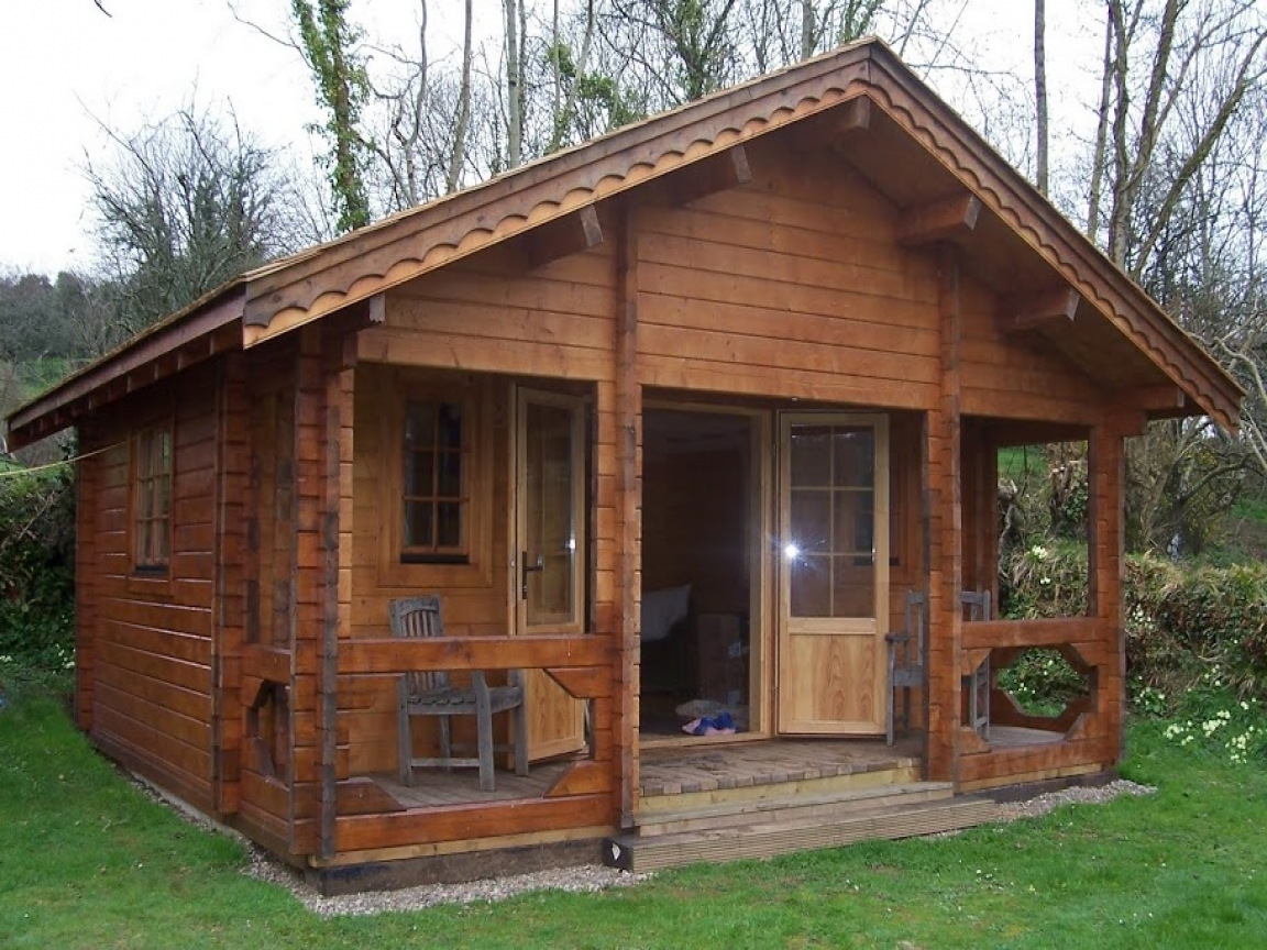 Do It Yourself Home Design: Cool Log Cabin Homes Residential Log Cabins, Do It
