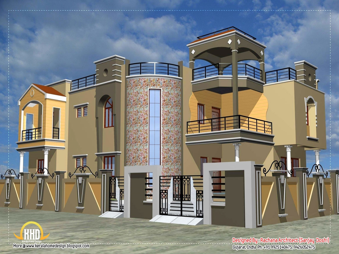 Luxury master bedroom designs luxury house design indian for 12 bedroom luxury house plans