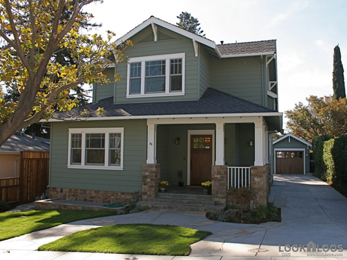 Craftsman Style Homes Remodeled Craftsman Style Homes Roof