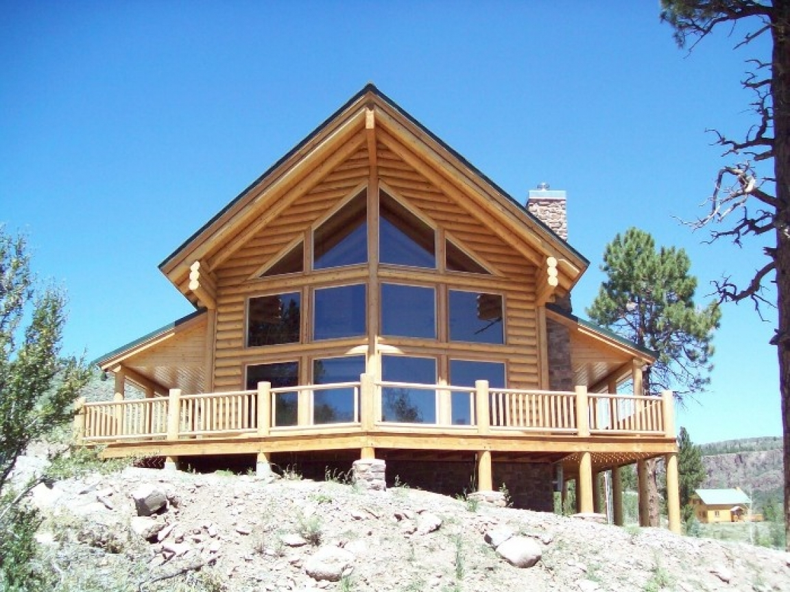 Lake tahoe log cabins for sale old log cabins wyoming for Authentic log cabins for sale