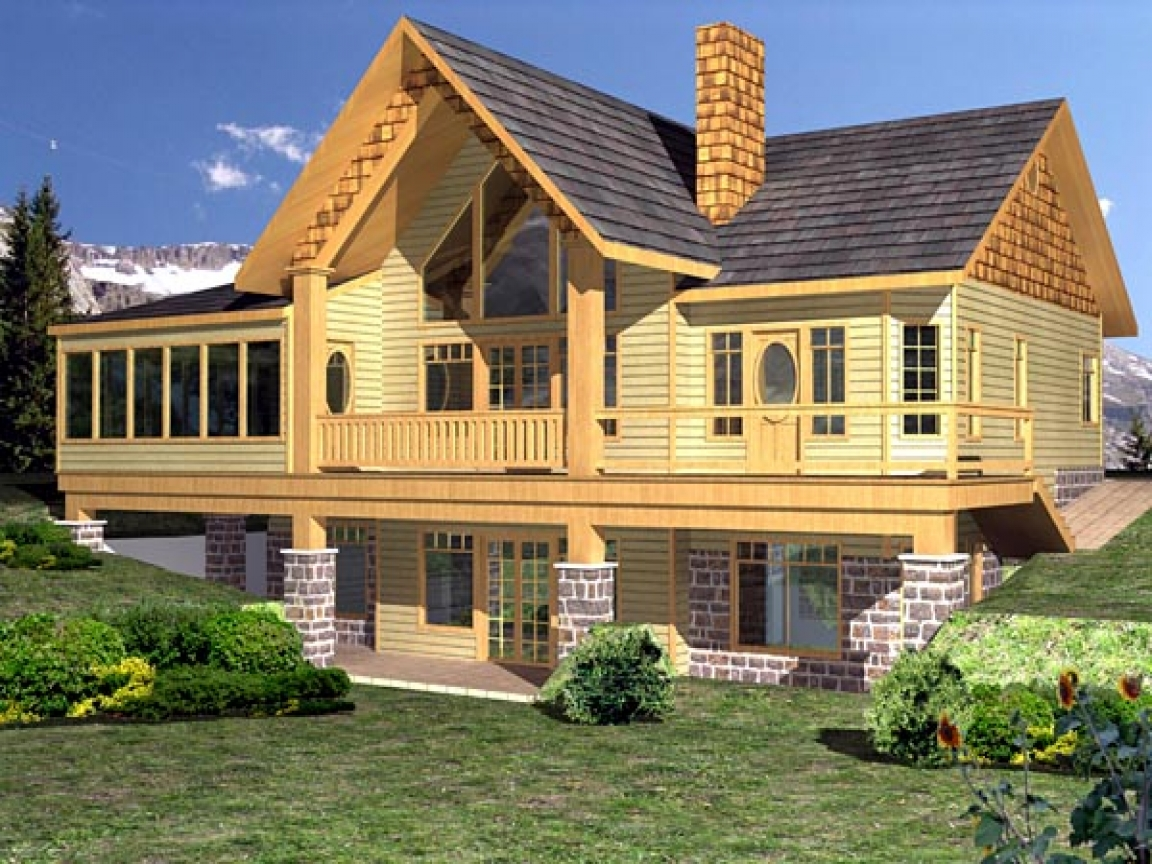 Northwest craftsman house plans northwest house plan for Northwest house designs