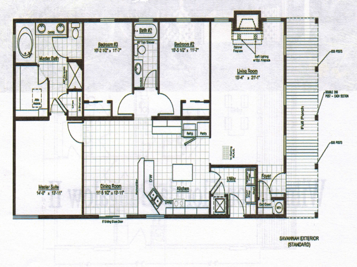Best bungalow designs bungalow home design floor plans for Bungalow house plans alberta