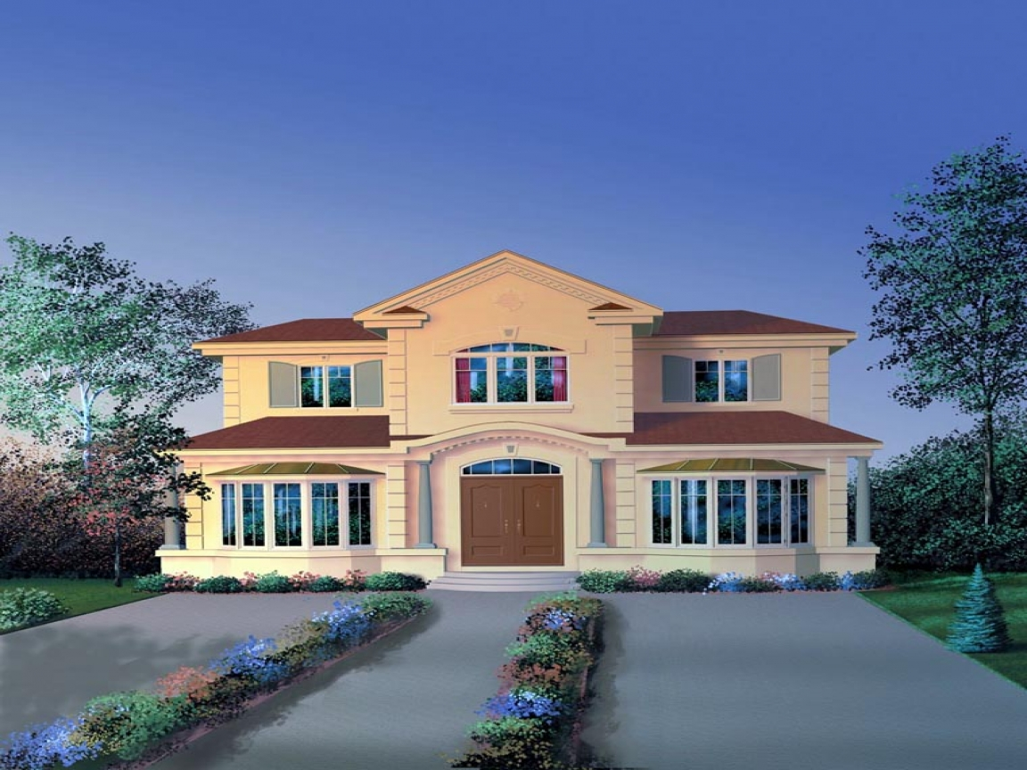 Florida Home Designs Plans Garage Plans With Back Home
