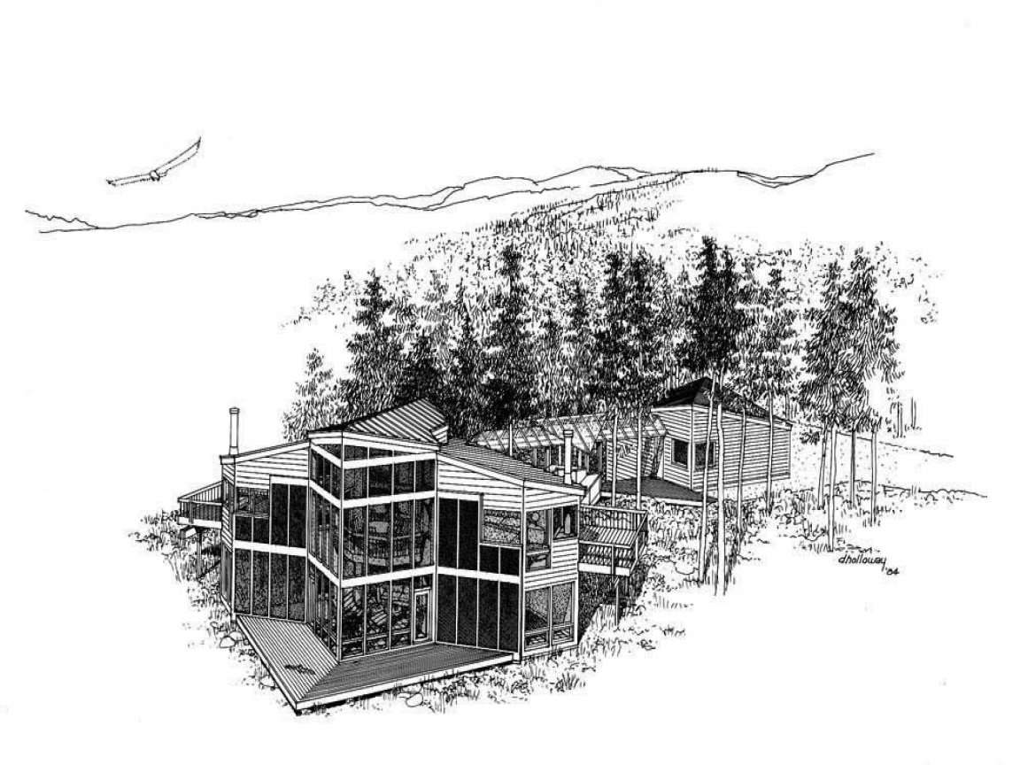 House plans passive solar design best passive solar house for Passive solar ranch house plans