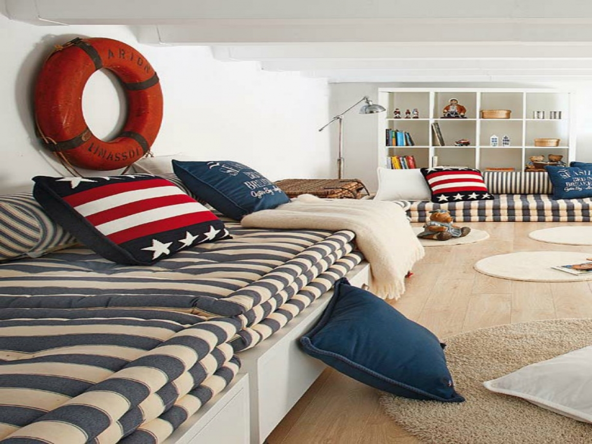 nautical bedroom decor nautical room for boys bedroom nautical home design 12678