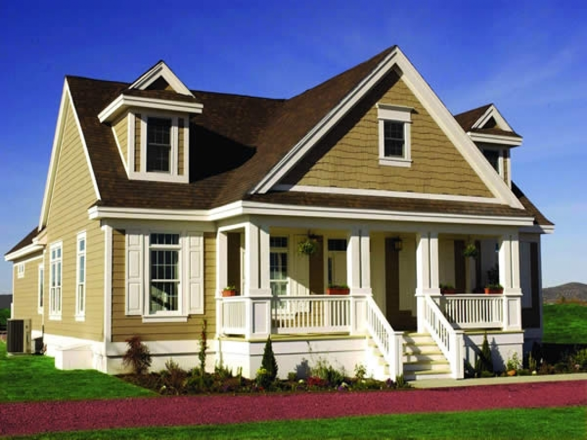 Country Cottage Modular Home Plans Low Country Cottage