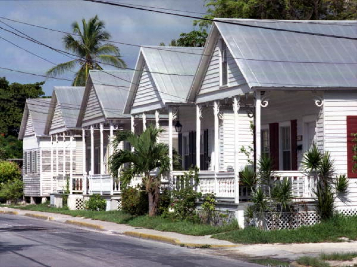 Key west style floor plans key west shotgun style house for Key west style house designs