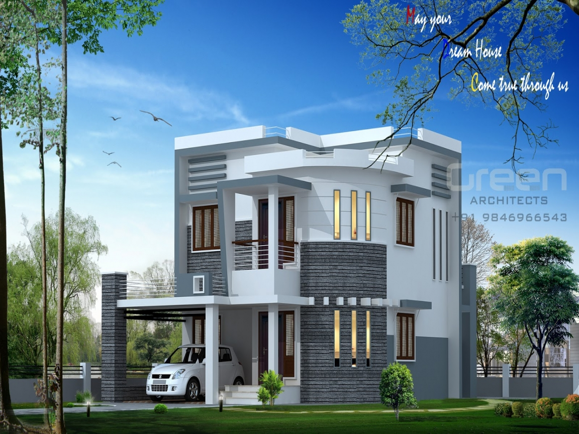 Beautiful 3 bedroom house design southern houses 3 bedroom for Beautiful ranch home designs