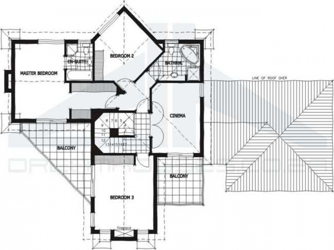 ultra modern house plans modern house floor plans modern