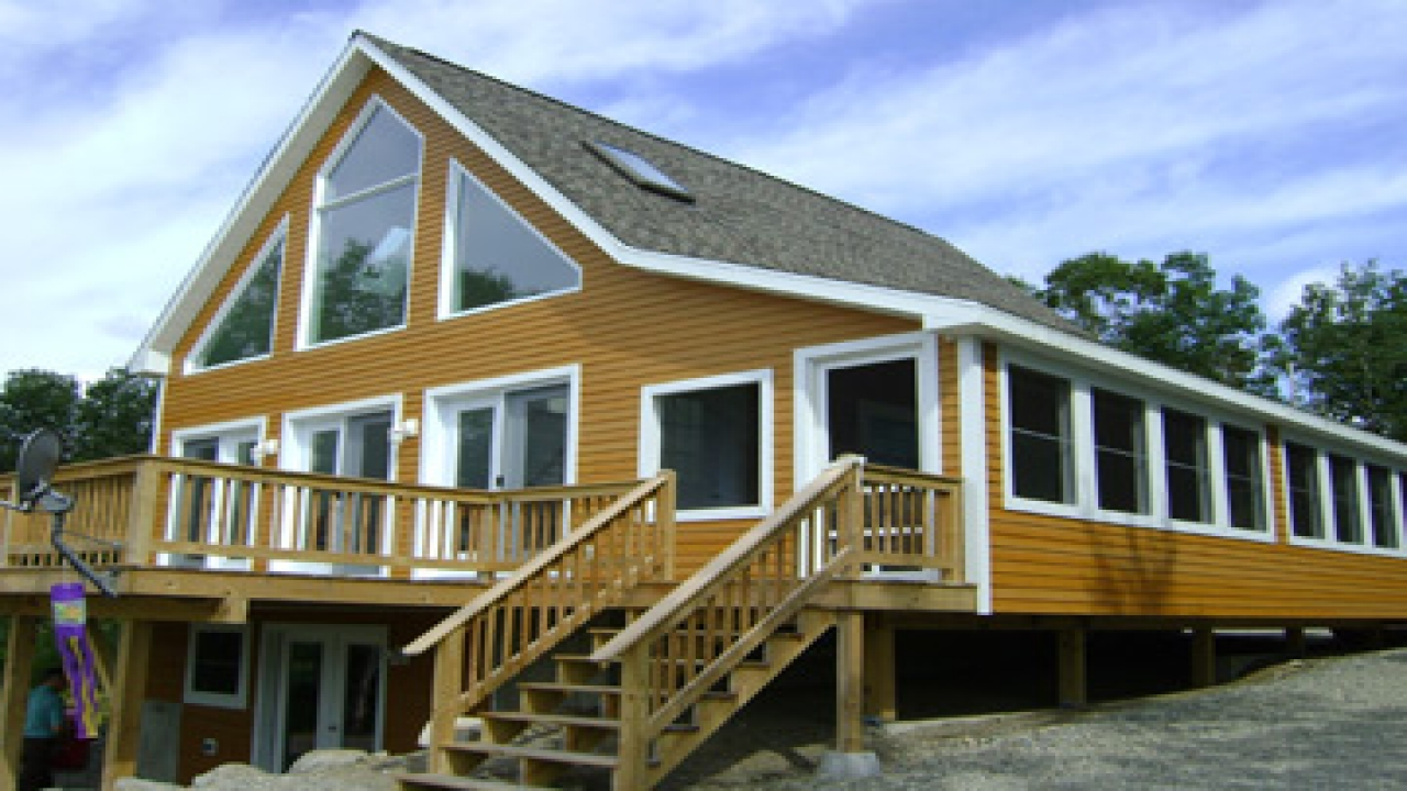 Custom built modular homes custom modular home plans for Maine home plans
