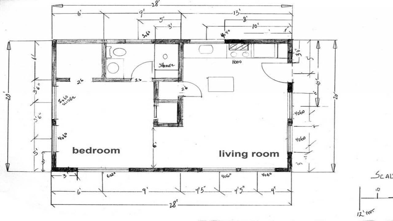 Simple small house floor plans simple small house design for Simple house floor plan