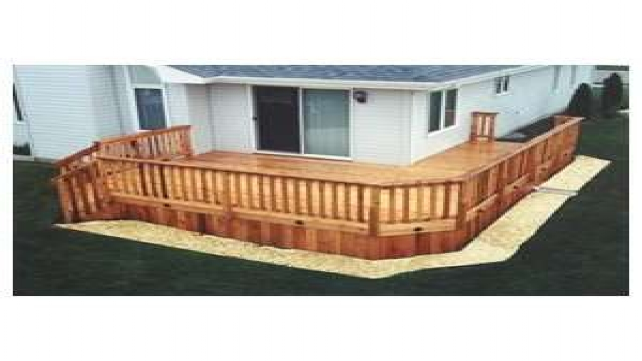 Do It Yourself House Plans: Do It Yourself Deck Plans Do It Yourself Decks Pergolas