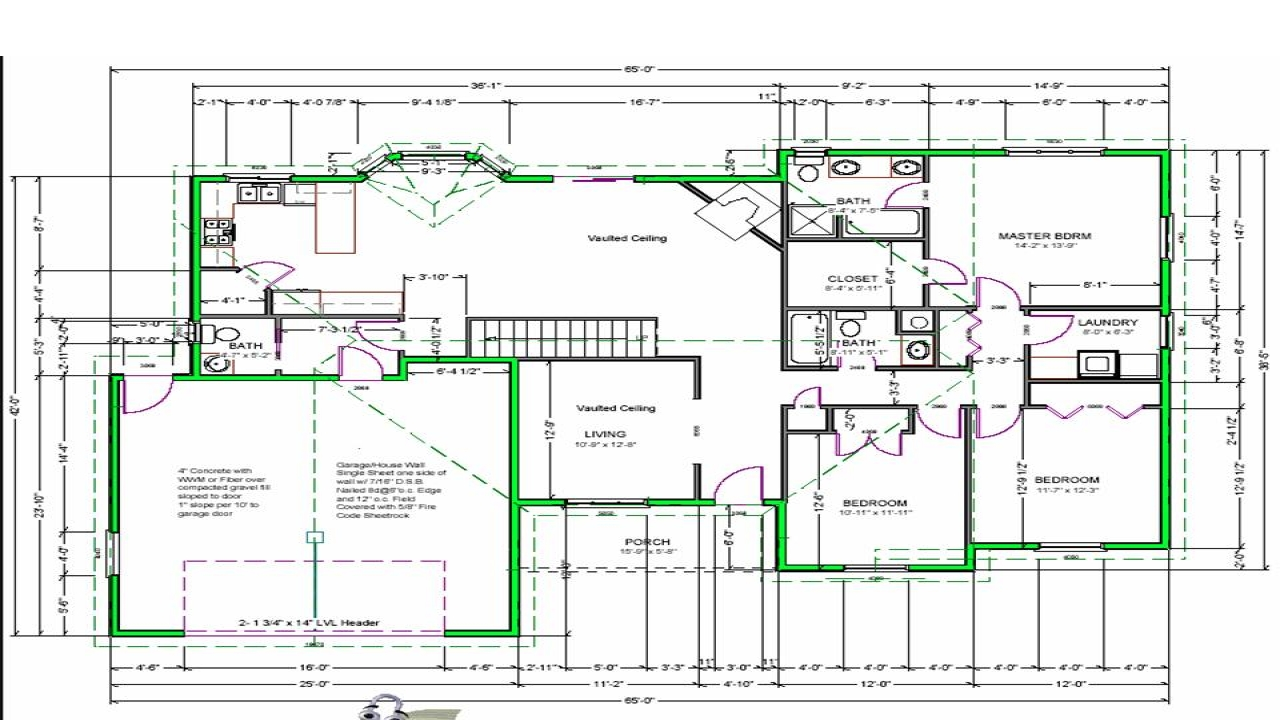 Draw house plans free draw simple floor plans free plans - Floor plan online free ...