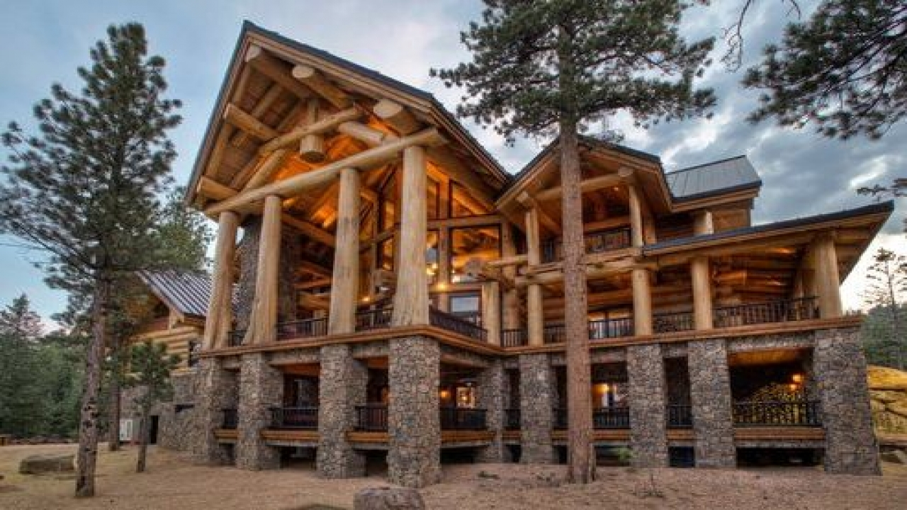 beautiful log cabin home log cabin luxury mansions luxury