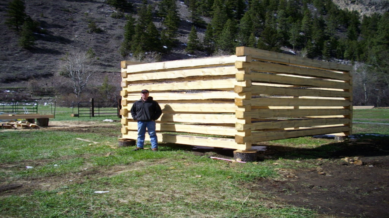 Log cabin build small log cabins to build cabins you can for Log cabins to build