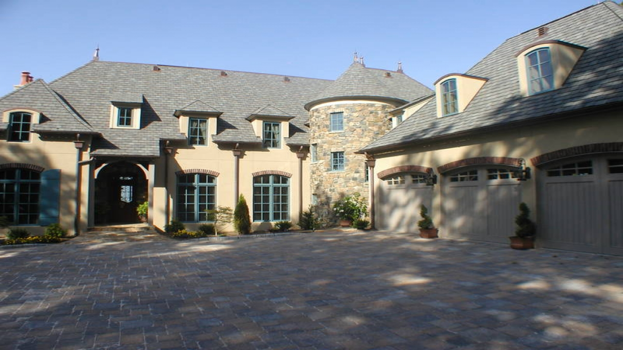 Old World French Country Home Old World French Country