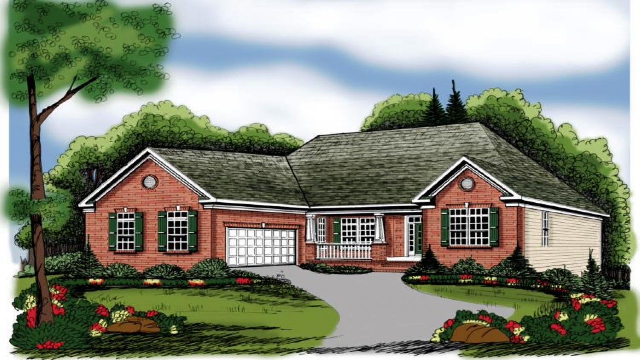Unique ranch house plans house plans ranch style home for Popular ranch house plans