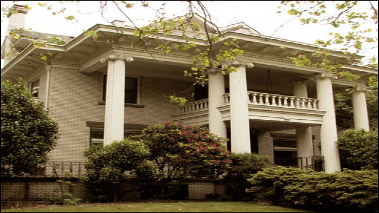 Southern neoclassical home plans luxury neoclassical house for Southern luxury house plans