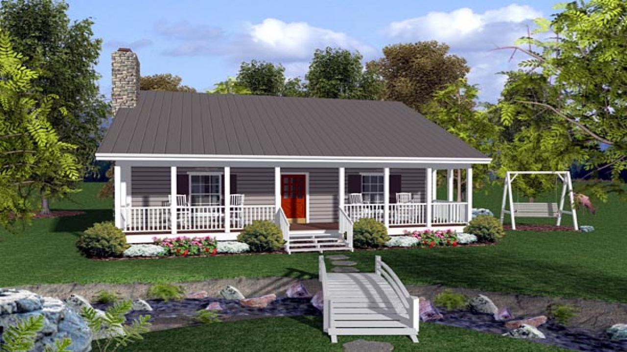 Small country house plans country house plans traditional for Traditional country house plans