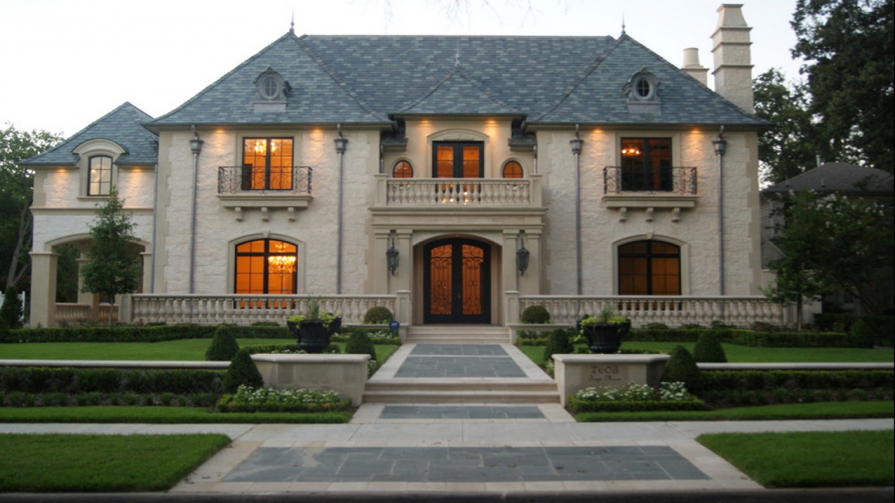 French normandy style homes french provincial style homes for French normandy house plans