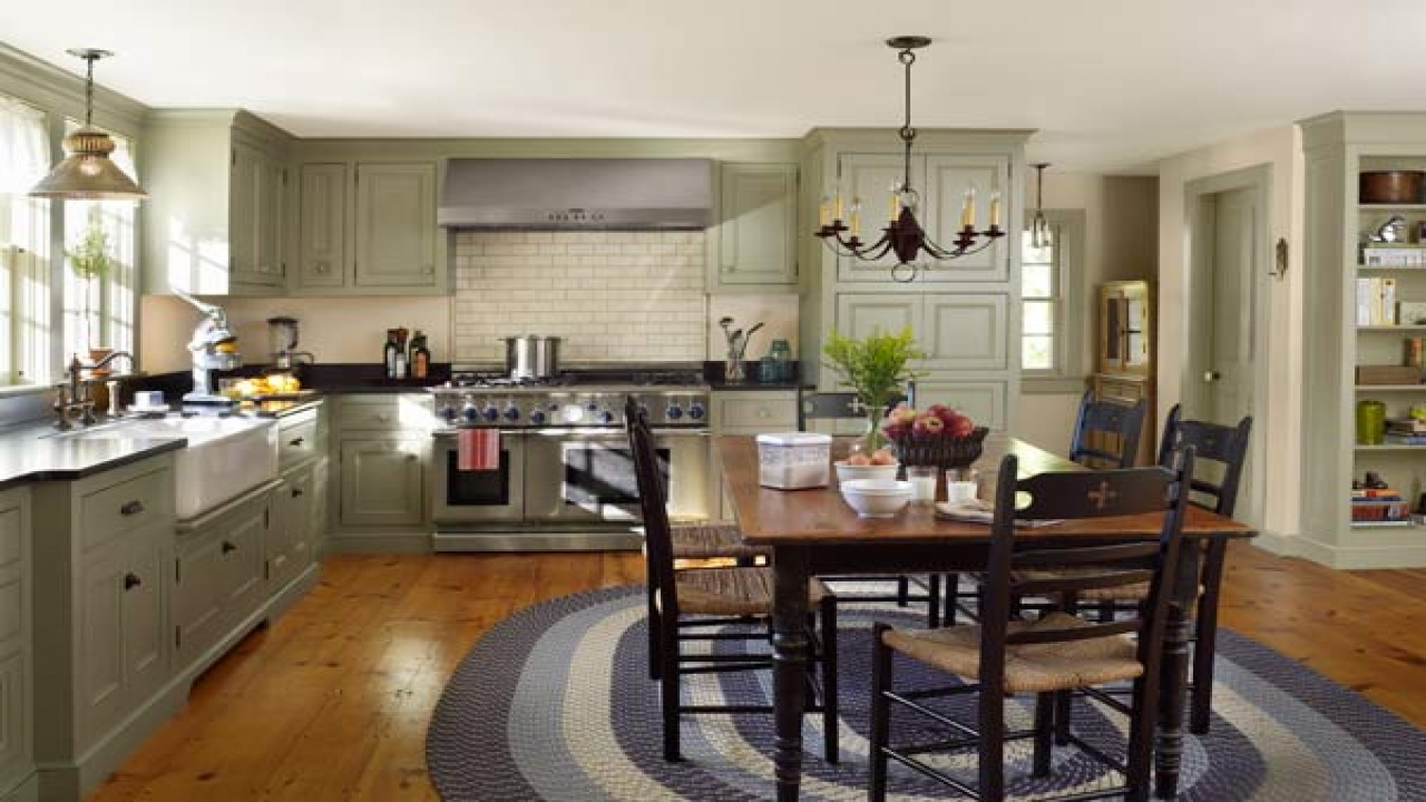 New old farmhouse kitchens old farmhouse kitchen designs for New home kitchen ideas