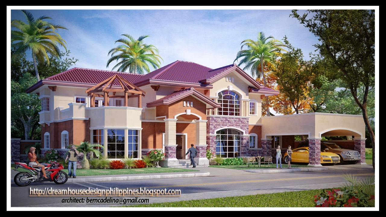 Mediterranean house design luxury mediterranean house for Luxury mediterranean home designs