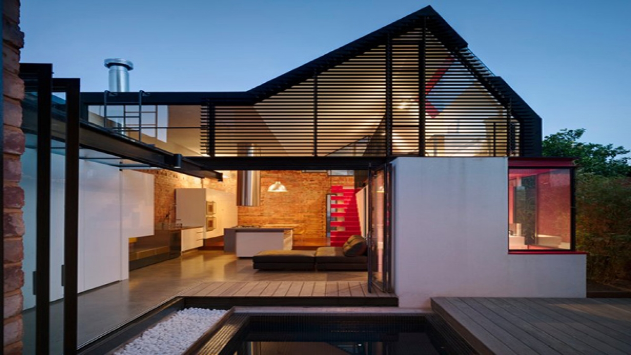 Architecture home modern house design very modern house for Very modern houses