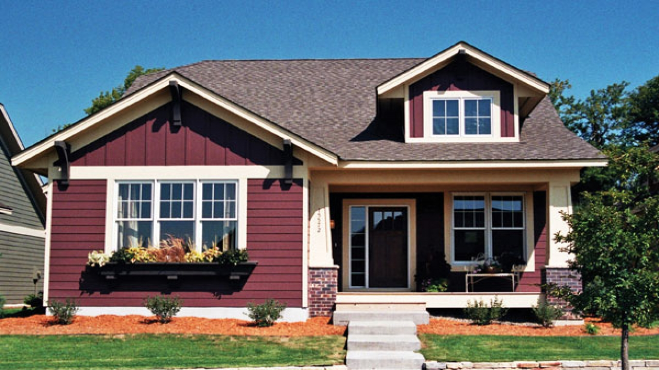 Craftsman style bungalow house plans craftsman style for House plans with columns