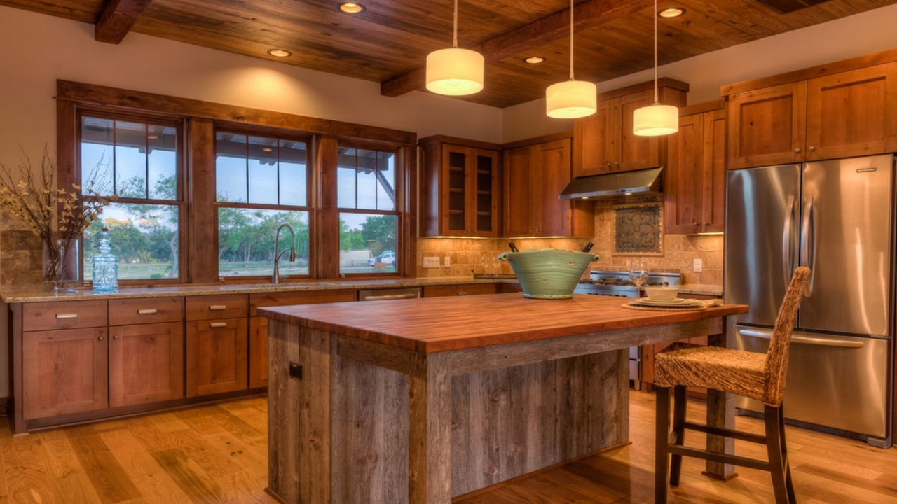 4 Brilliant Kitchen Remodel Ideas: Small Rustic Kitchen Designs Rustic Kitchen Design, Rustic