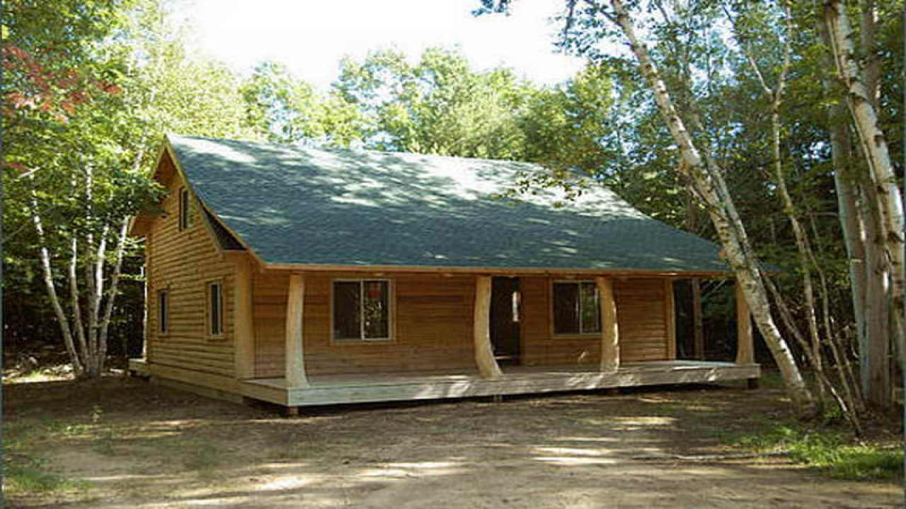 Building a simple log cabin small log cabin building kits for Log cabins to build