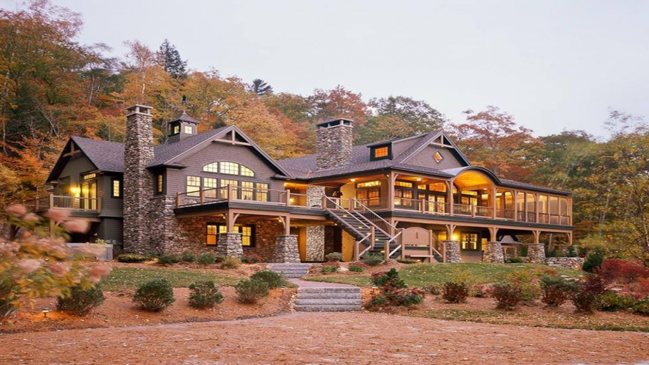Dream Lake Pa Dream Homes Country Lake House Lrg Afaaea D on modern mediterranean stonehouse