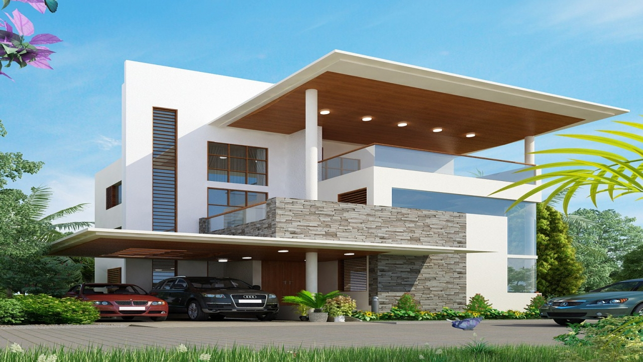 Modern Japanese House Design Simple Contemporary House
