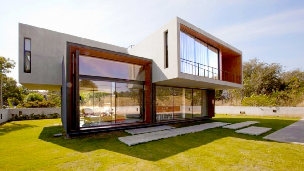 Modern Japanese Architecture House Plans Architecture