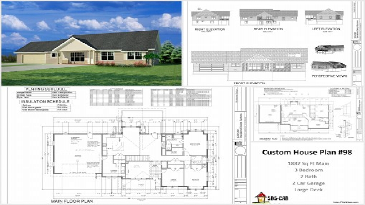 Space efficient house plans spec house plans free spec for Spec home plans
