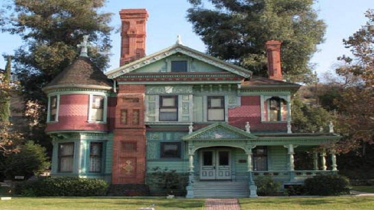 Old victorian style house plans victorian style house for Old style victorian house plans