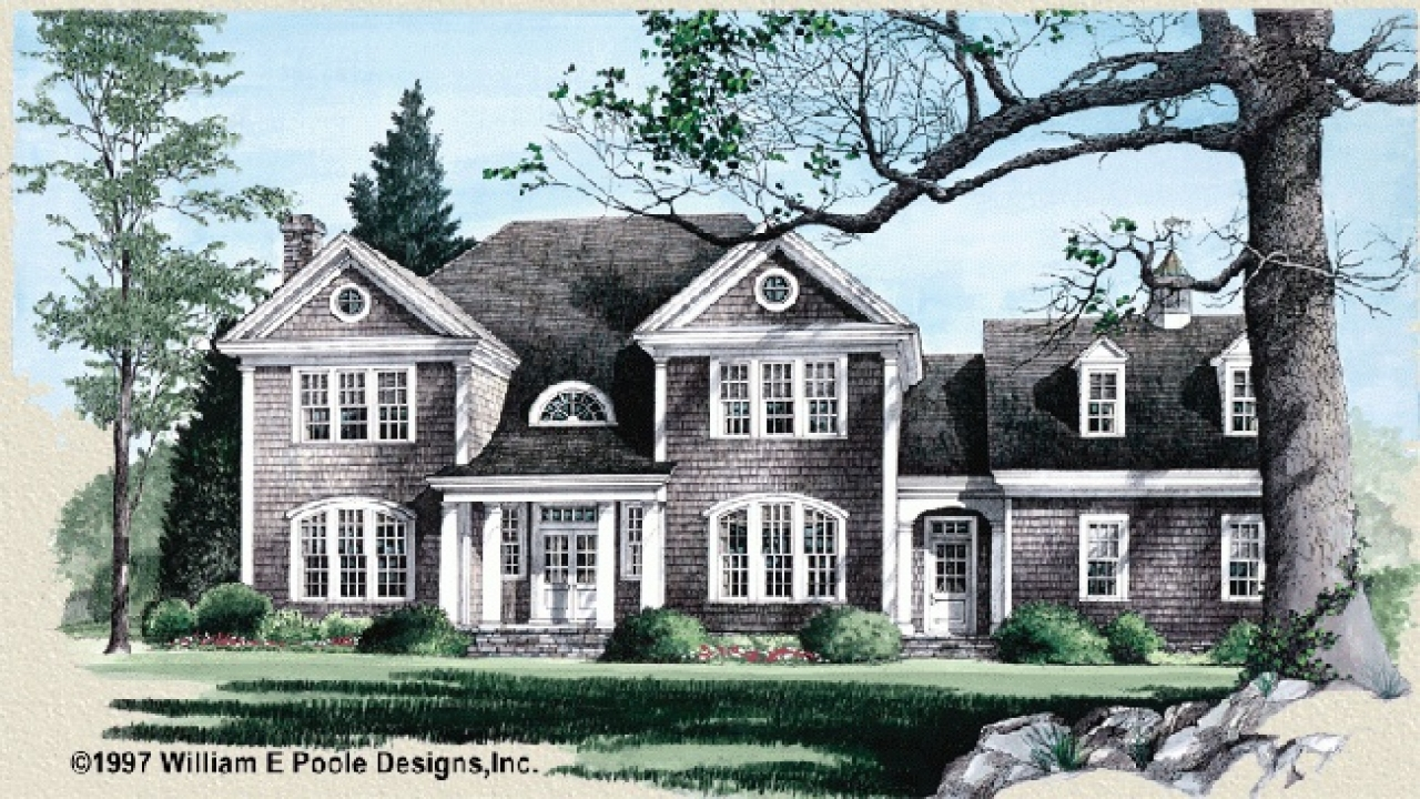 Donald gardner house plans william poole home plans poole for Donald house plans