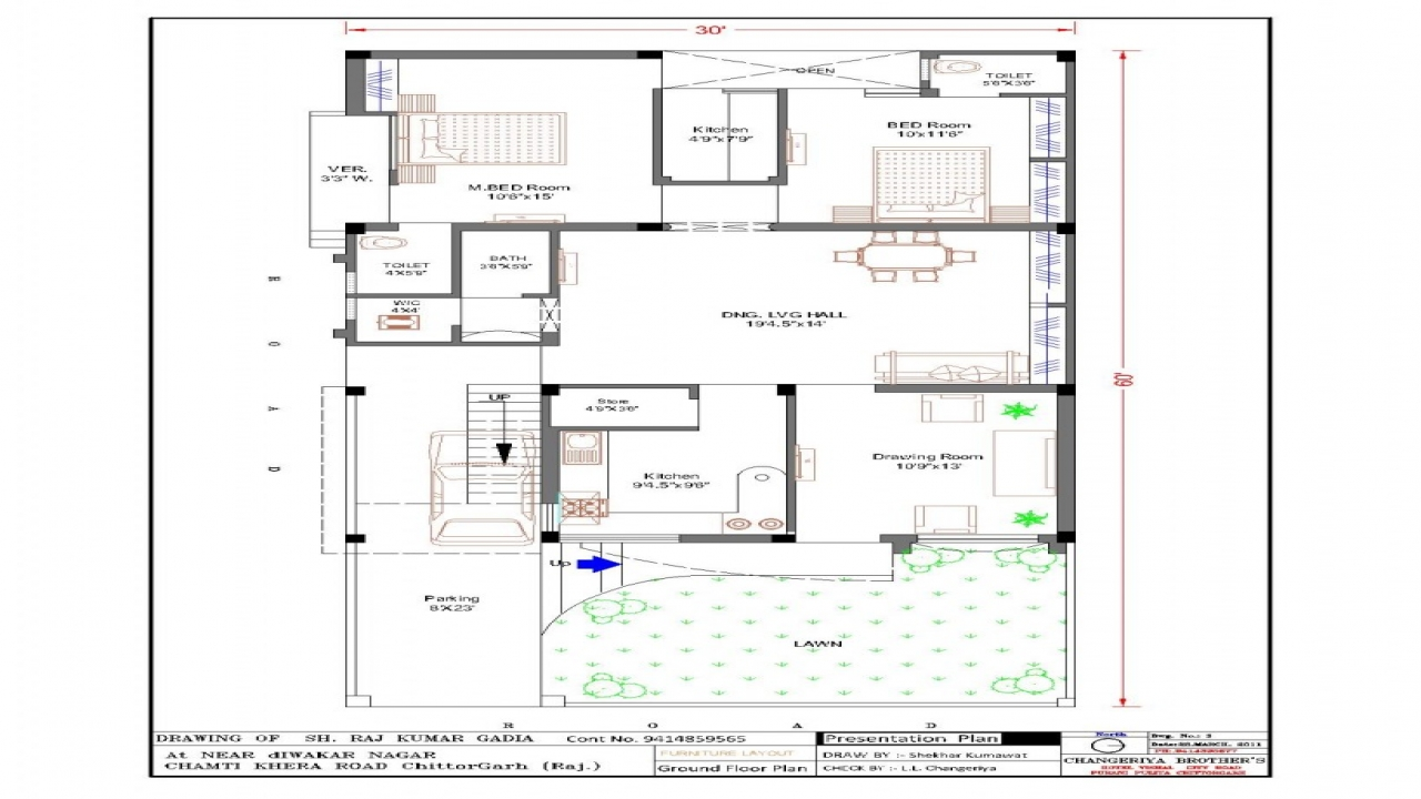 House plans designs home plans with open floor plans - Upload floor plan and design free ...
