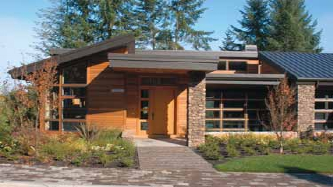 Craftsman Style House Plans Contemporary Craftsman House