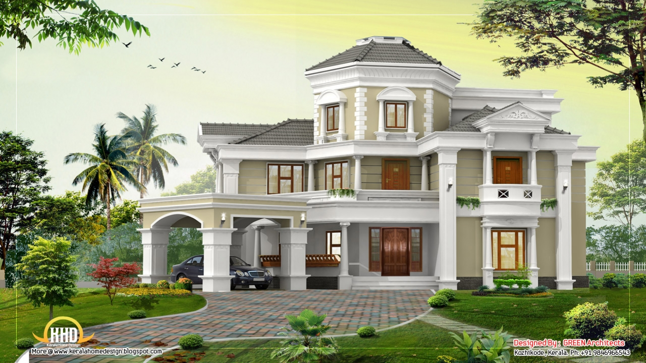 Small house designs beautiful house plans designs luxury for Attractive home designs
