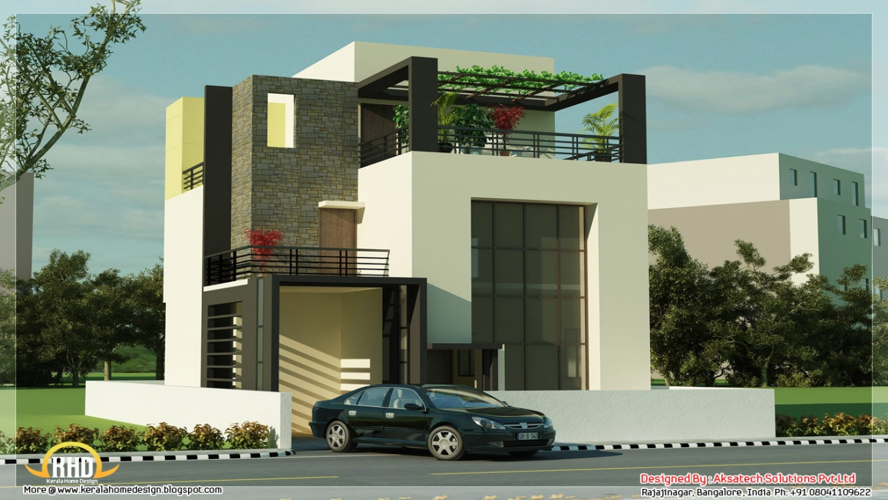Ultra modern small house plans small modern house plans for Ultra modern apartment design
