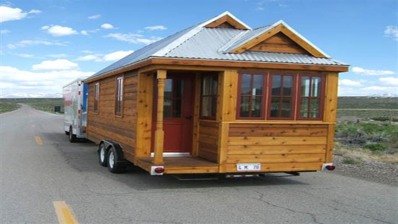 Modern Tiny House On Wheels Tiny Houses On Wheels Home Small Homes Photos Treesranch Com