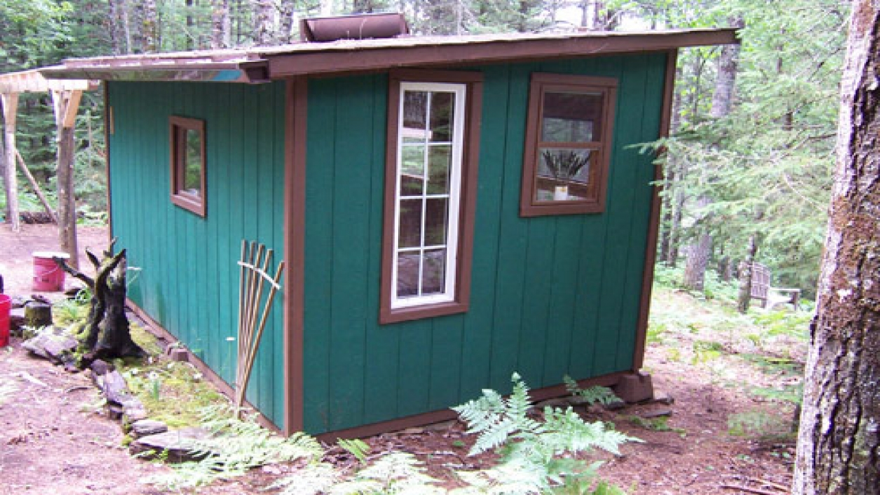 Cost to build small cabin tiny house cost building your for Build your own small home