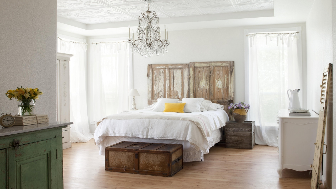 Modern Cottage Style Decorating: Modern Cottage Style Decorating Bedroom Shabby Chic