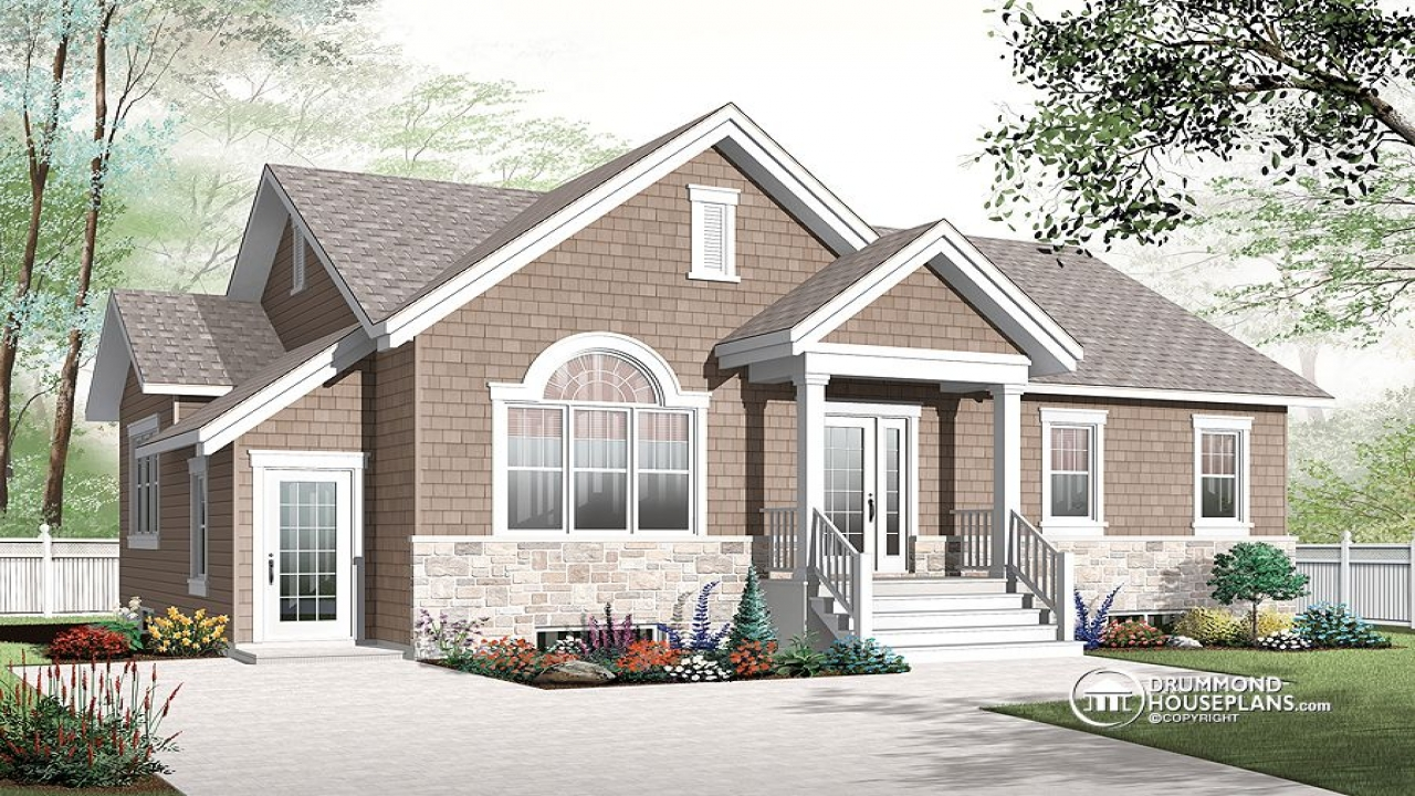 House Plans With Basement Garage House Plans With Basement