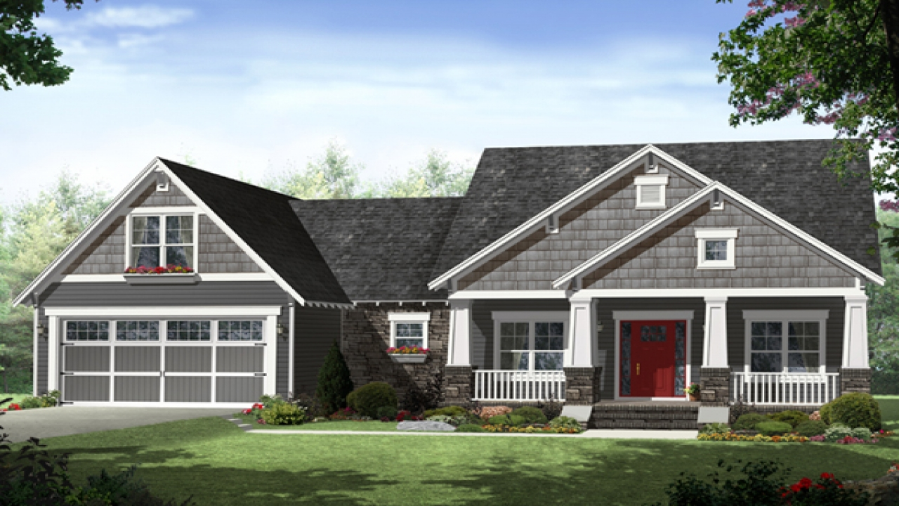 Best One Story House Plans One Story House Plans 1 Story